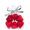 Mini Kırmızı Kalp Çikolata